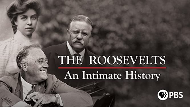 Ken Burns: The Roosevelts - An Intimate History