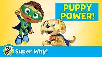 Super Why!: Puppy Power! Season 1