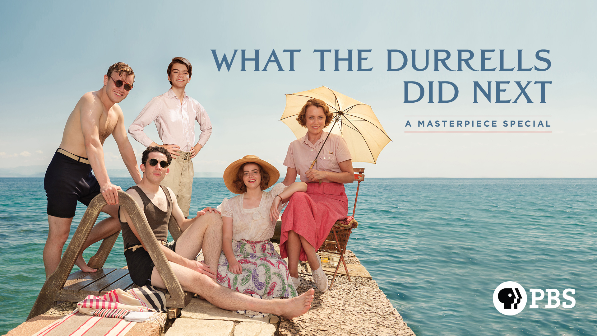 What the Durrells Did Next: A Masterpiece Special: Season 1