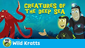 Wild Kratts: Creatures of the Deep Sea