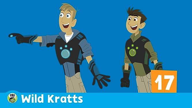 Wild Kratts: Volume 17