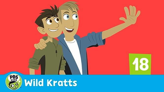 Wild Kratts: Volume 18