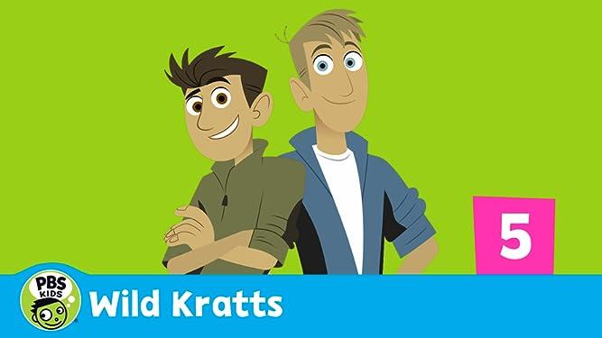 Wild Kratts Season 5