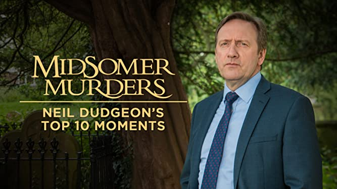 Midsomer Murders: Neil Dudgeon's Top 10