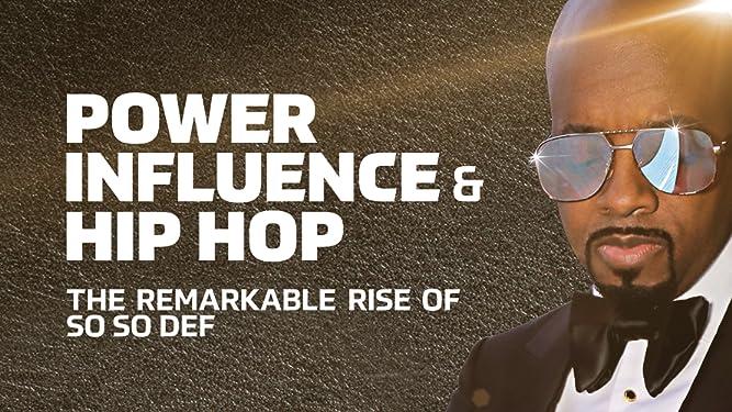 Power, Influence & Hip Hop