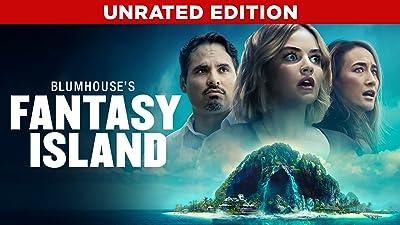 Blumhouse's Fantasy Island (Unrated Edition) (4K UHD)