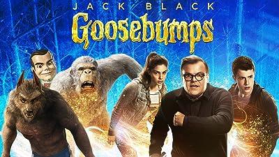 Goosebumps (4K UHD)