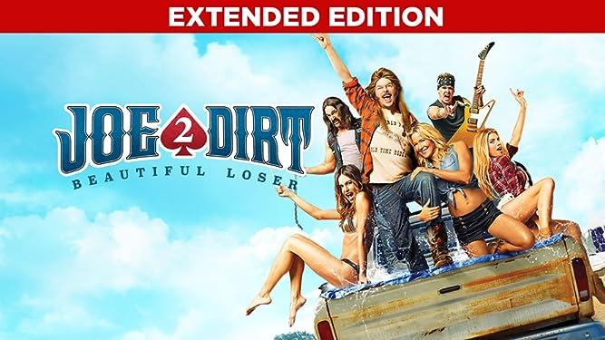 Joe Dirt 2: Beautiful Loser Extended Cut