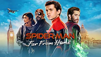 Spider-Man: Far From Home (4K UHD)