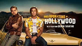 Once Upon A Time...In Hollywood (4K UHD)