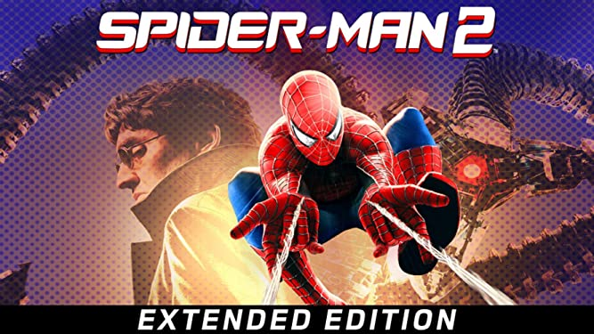 Spider-Man 2 (Extended Edition)