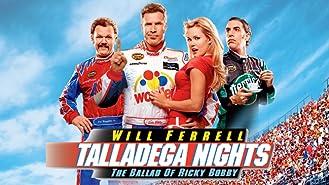 Talladega Nights: The Ballad of Ricky Bobby (4K UHD)