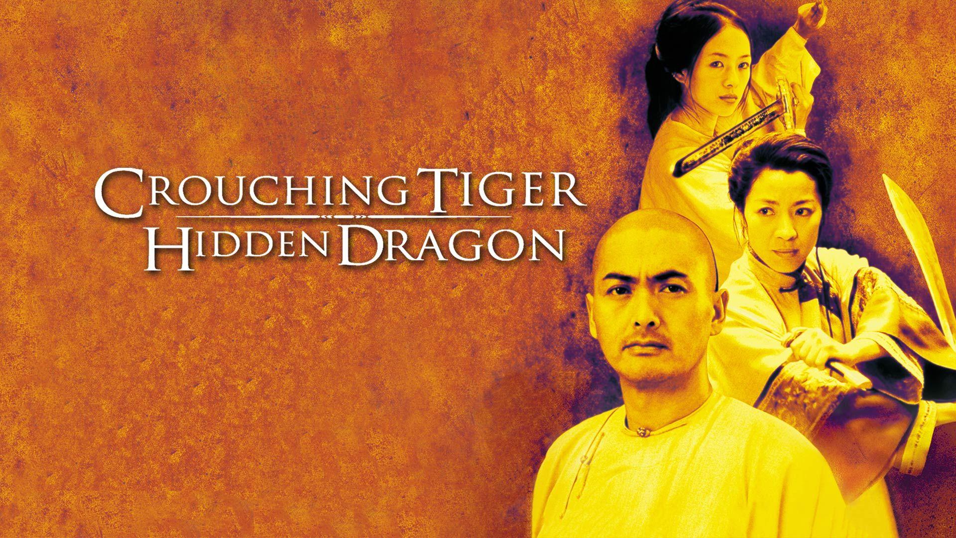 Crouching Tiger, Hidden Dragon (4K UHD)