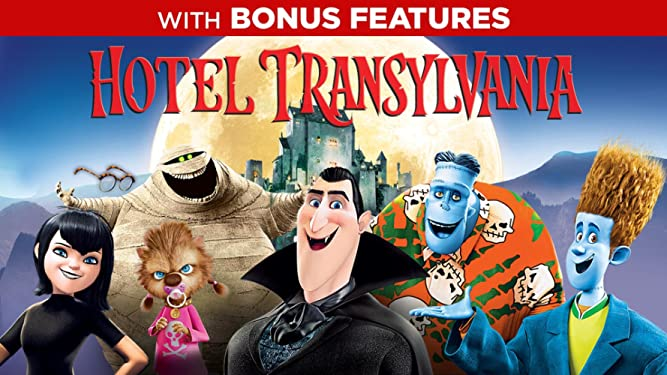 Hotel Transylvania (Plus Bonus Content)