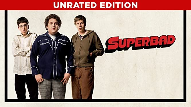 Watch Superbad Unrated Prime Video