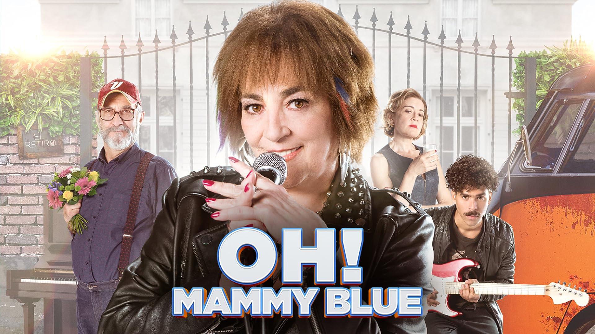 Oh! Mammy Blue