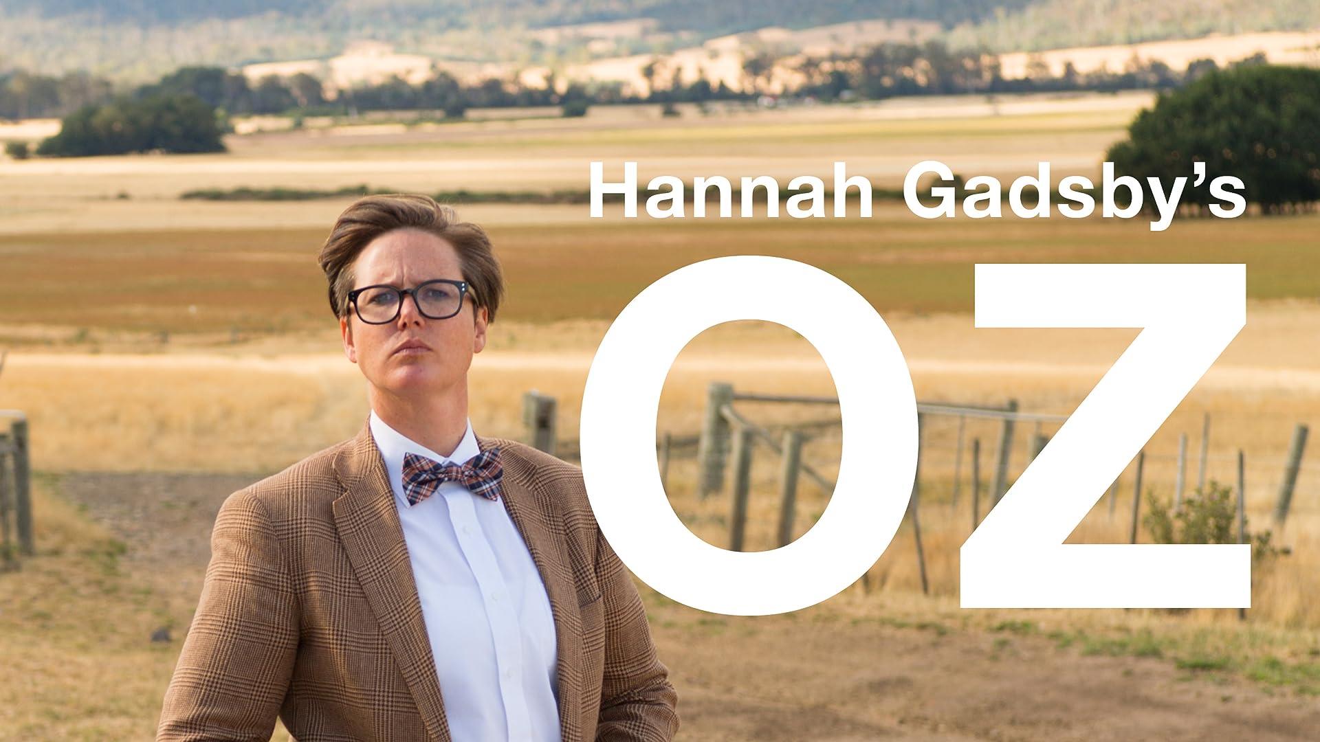 Hannah Gadsby's Oz Season 1