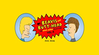Beavis and Butt-Head: The Mike Judge Collection: Volume 3