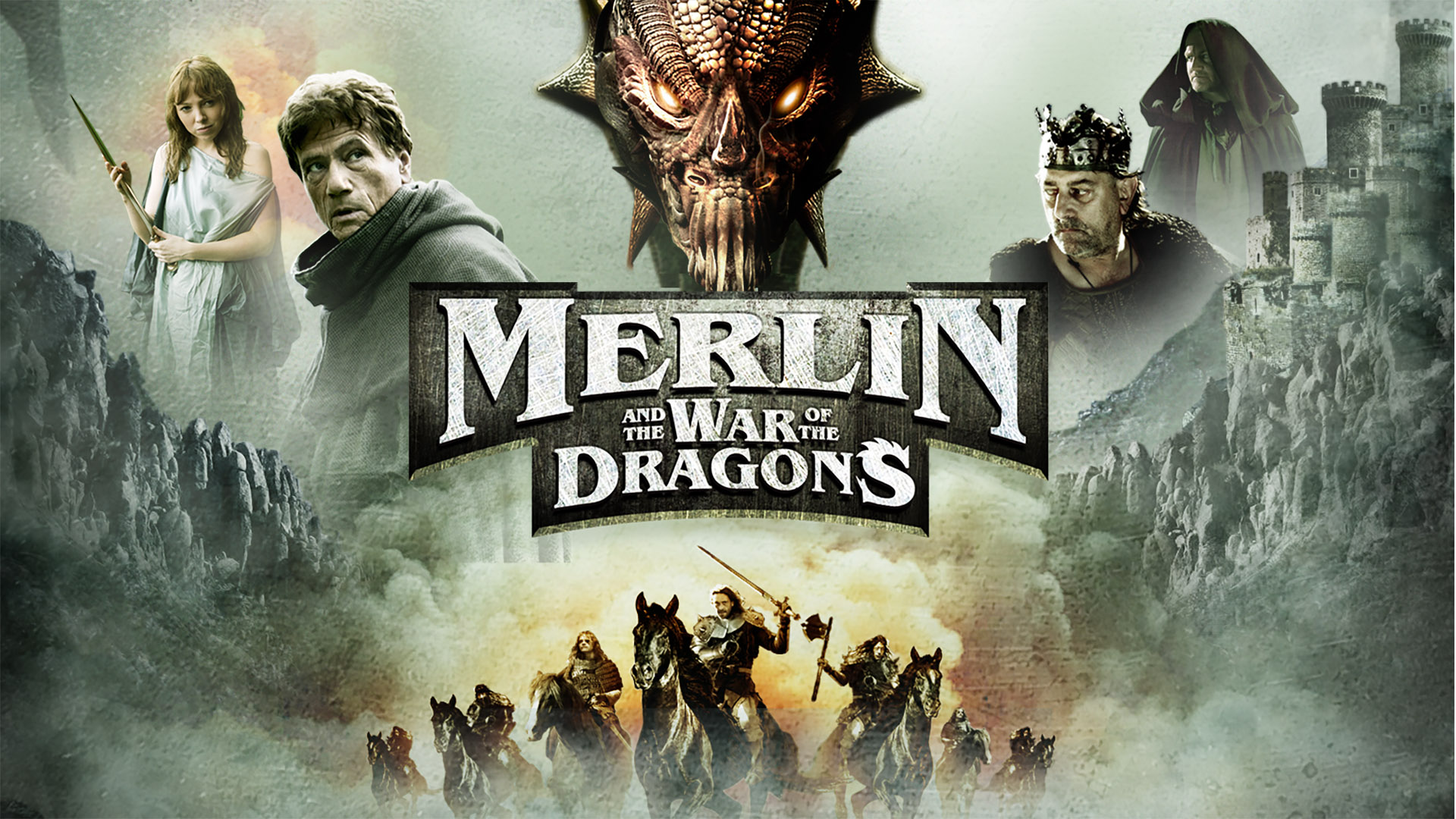 Merlin and the War of Dragons