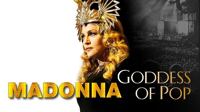 Madonna Goddess of Pop