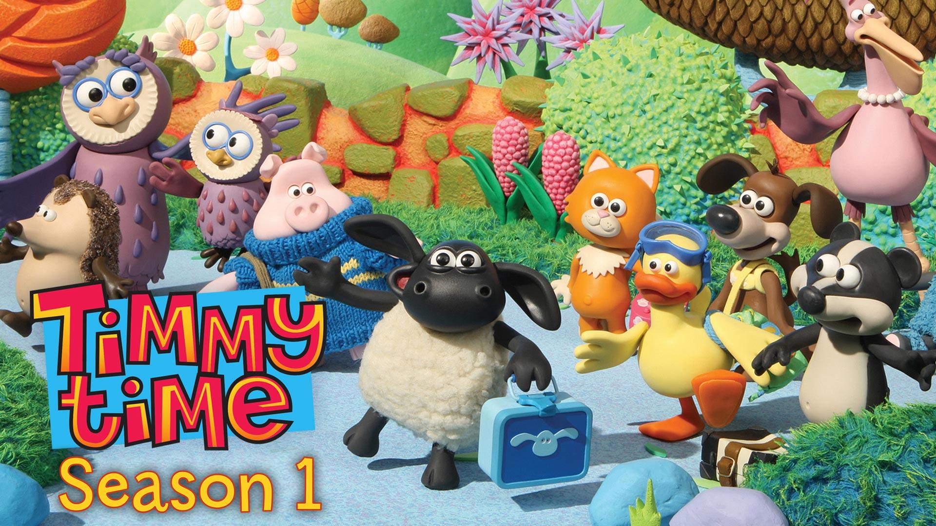 Timmy Time Season 1