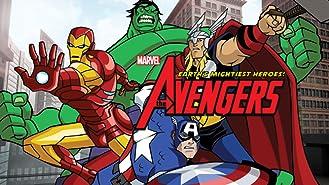The Avengers: Earth's Mightiest Heroes Season 2