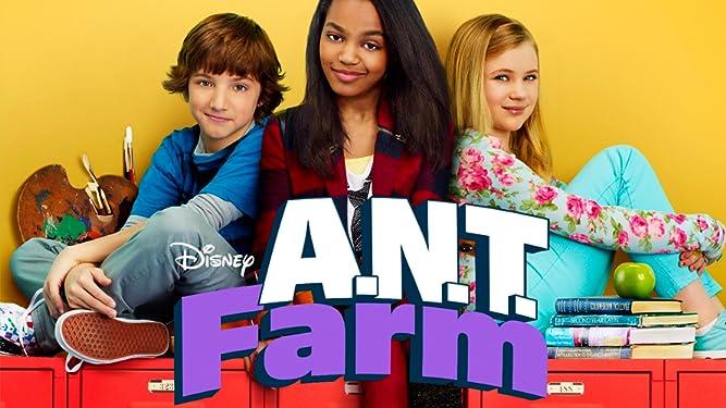 A.N.T. Farm Volume 2