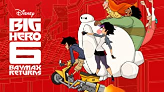 Big Hero 6 The Series Volume 1