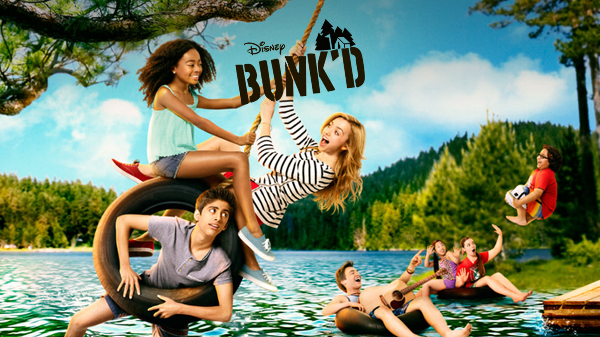 BUNK'D Volume 1