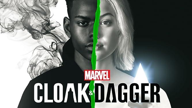 Amazoncom Watch Marvels Cloak Dagger Season 2 Prime Video