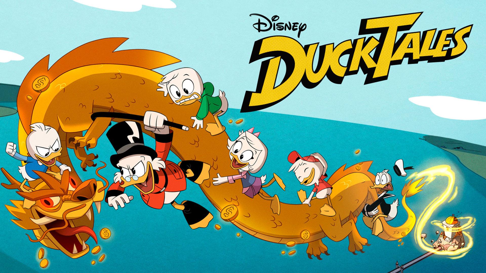 DuckTales Volume 1