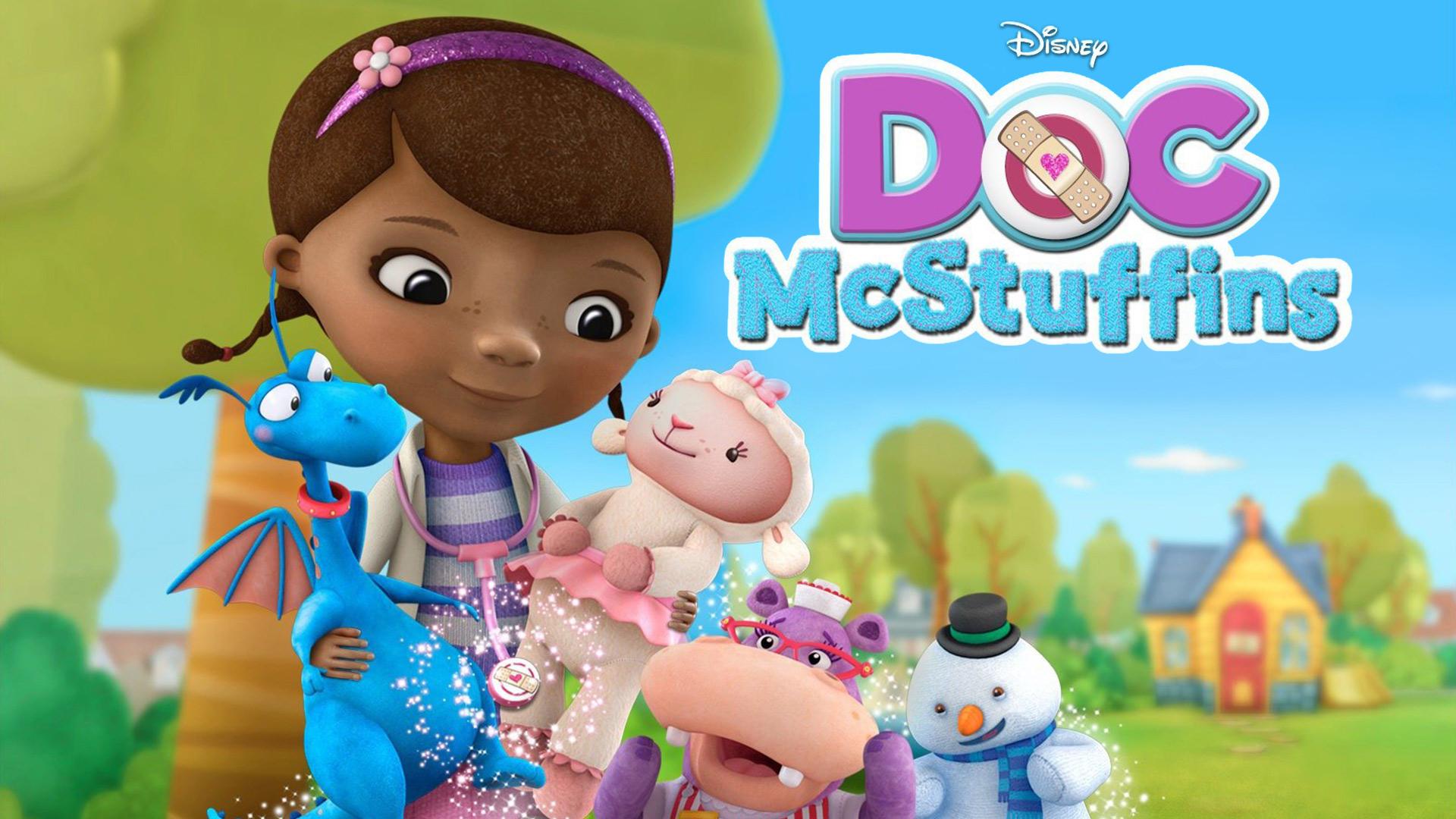 Doc McStuffins Volume 48