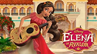 Elena of Avalor Volume 2