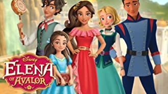 Elena of Avalor Volume 3