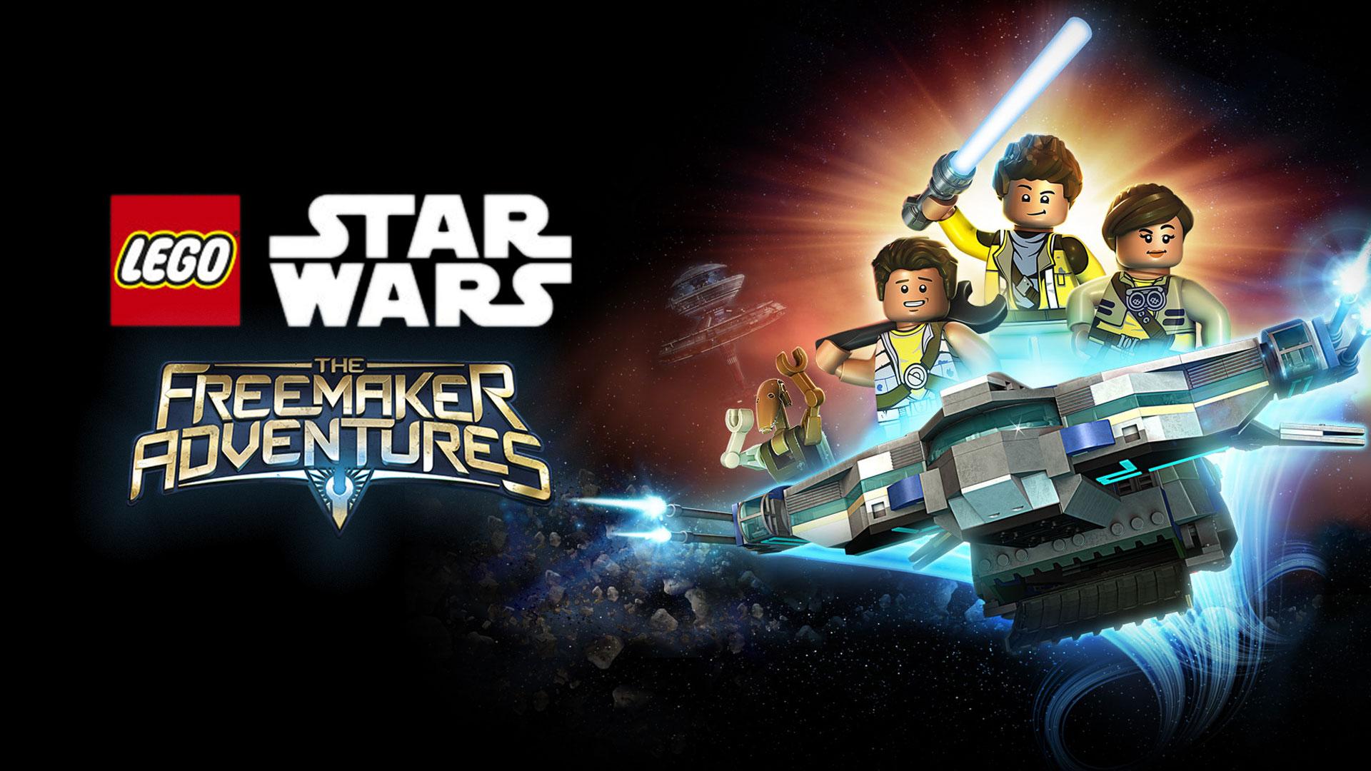 LEGO Star Wars: The Freemaker Adventures Volume 1