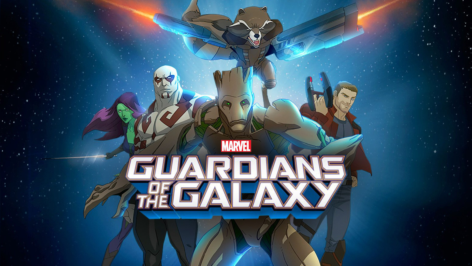 Marvel's Guardians of the Galaxy Volume 1