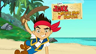 Jake and the Never Land Pirates Volume 8