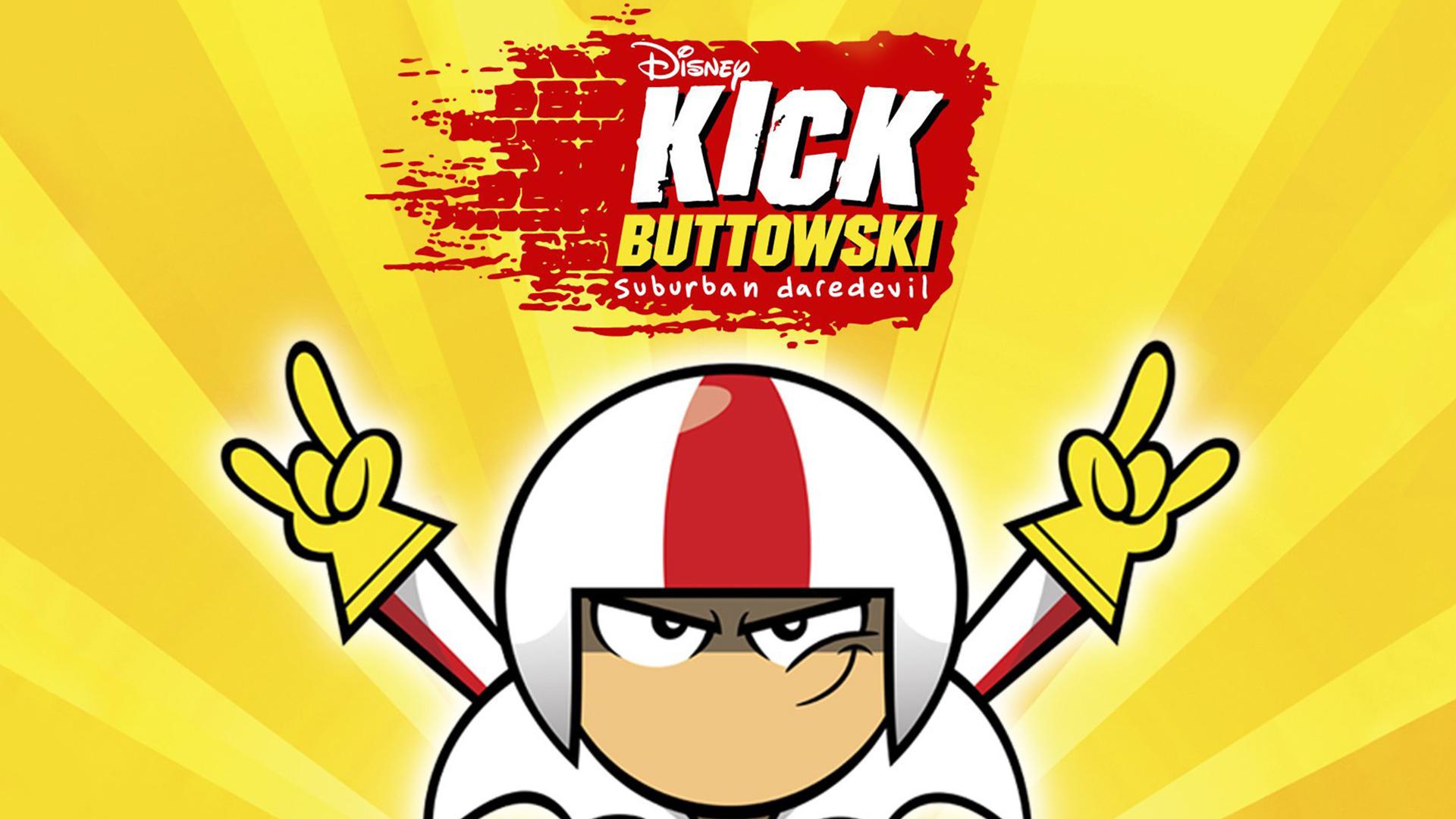 Kick Buttowski: Suburban Daredevil Volume 1