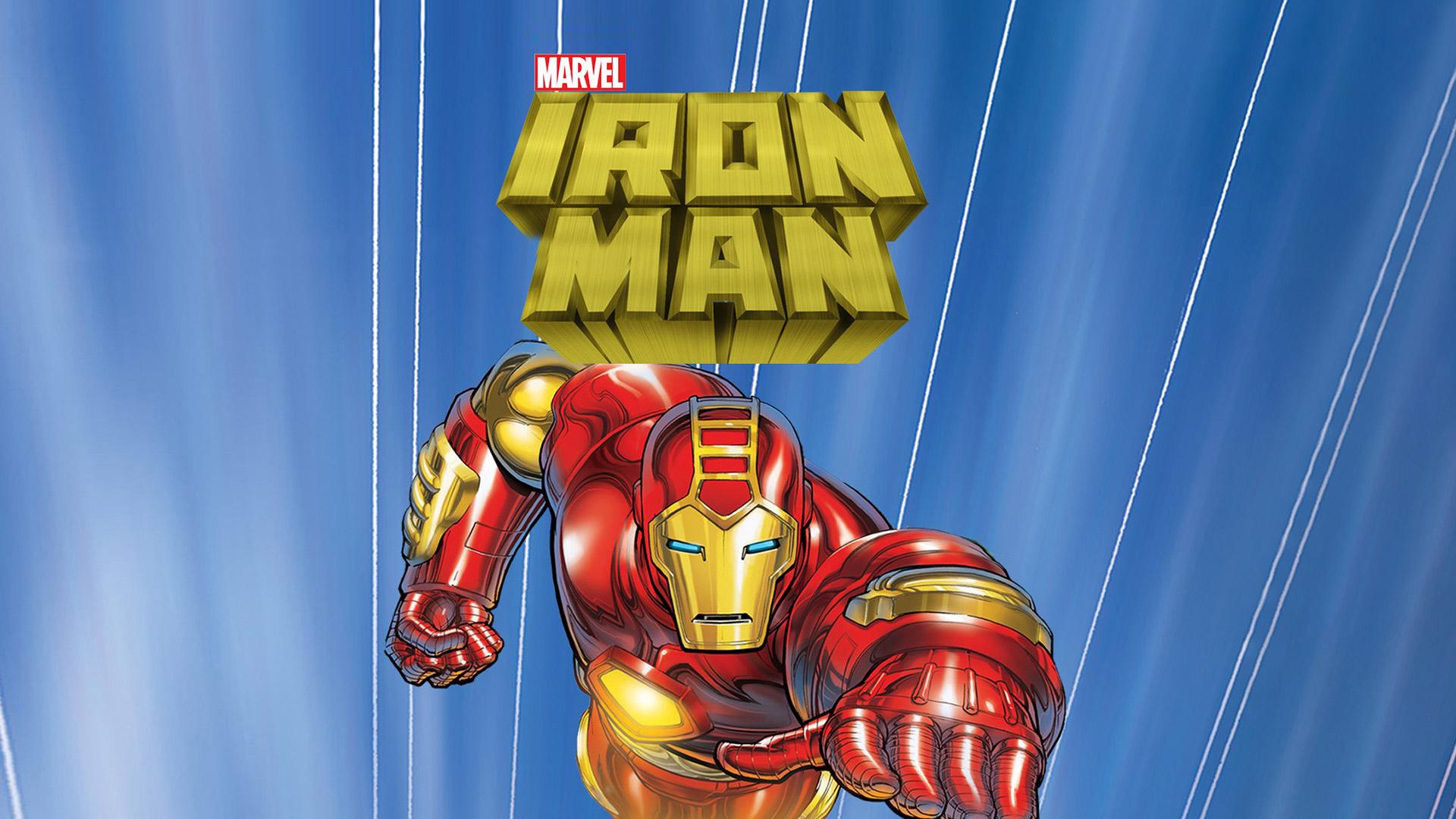Marvel Action Hour: Iron Man Season 1