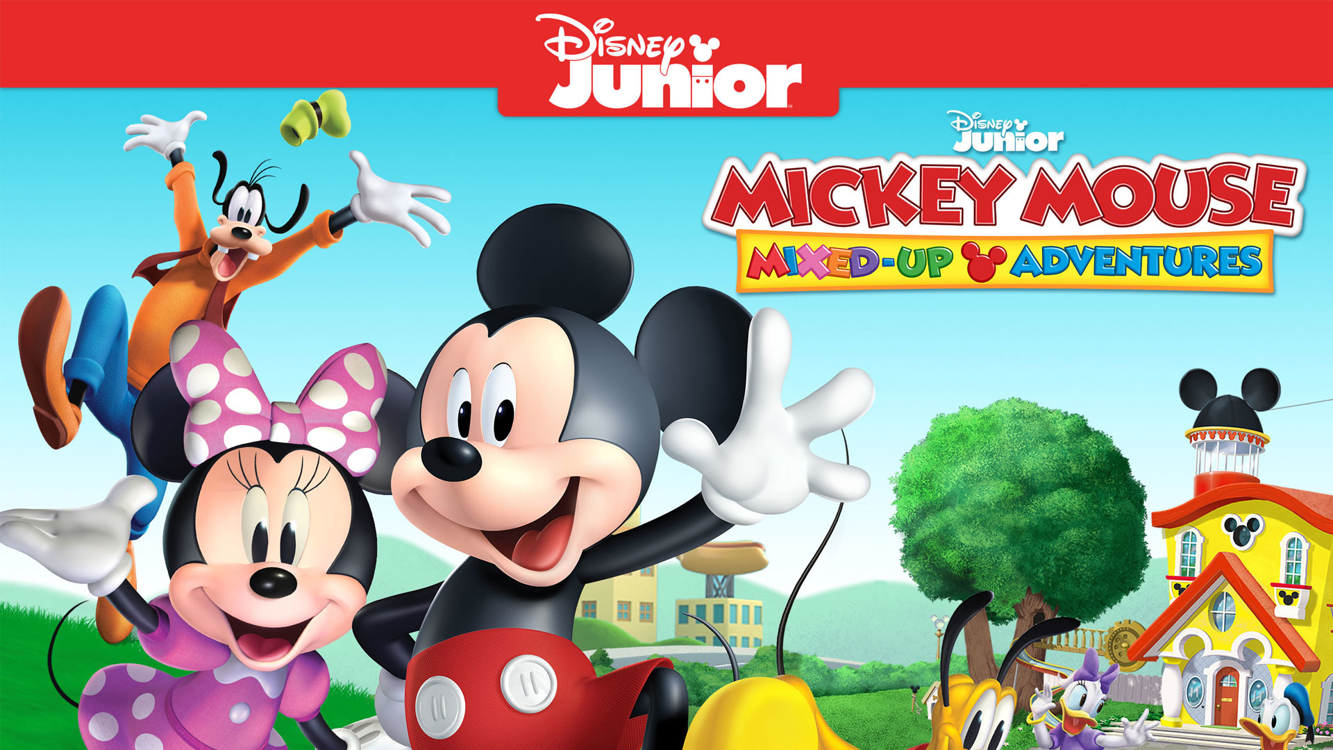 Mickey Mouse: Mixed-Up Adventures Volume 1