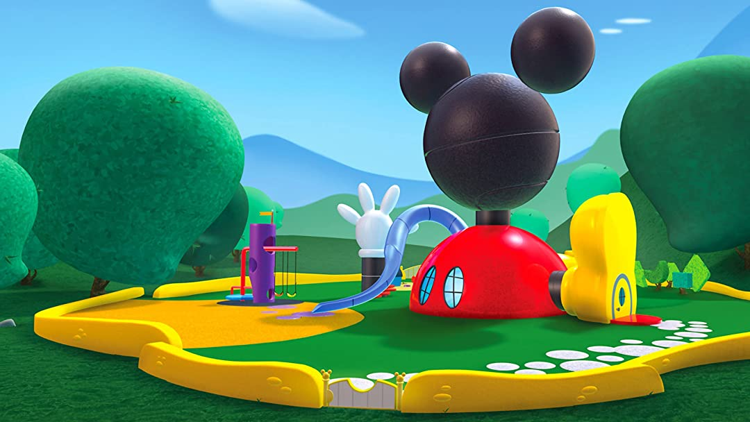 Amazon.com Mickey Mouse Clubhouse Volume 4 Wayne Allwine ...