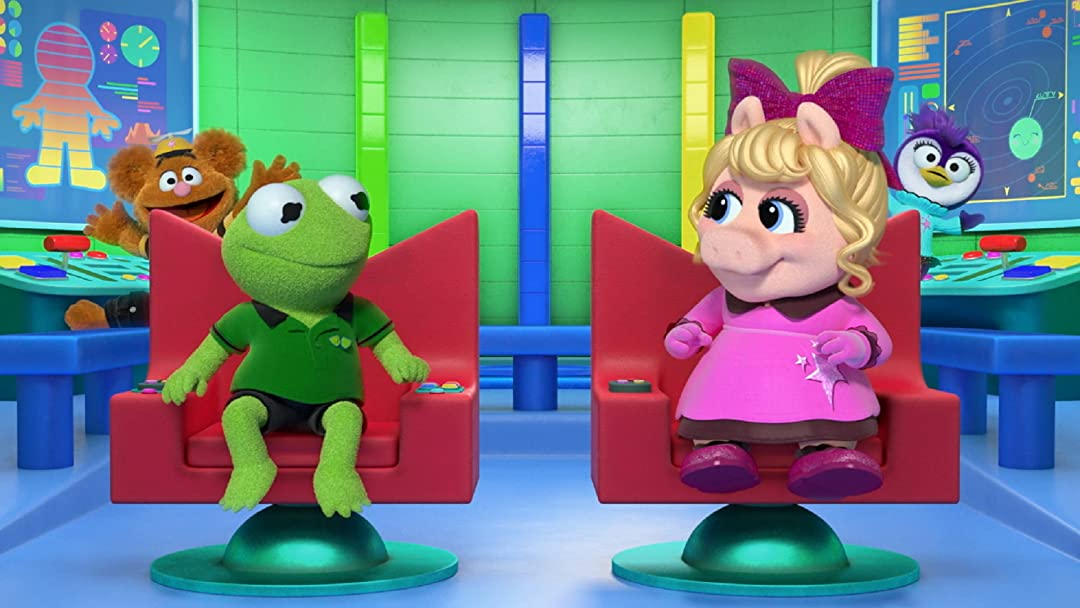 Muppet Babies 2021 A Very Muppet Babies Christmas Watch Muppet Babies Volume 3 Prime Video