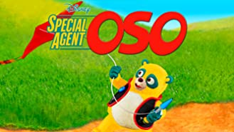 Special Agent Oso Volume 2
