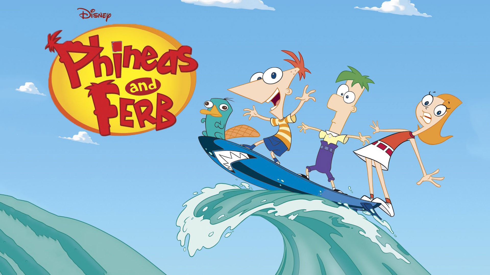 Phineas and Ferb Volume 1