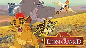 The Lion Guard Volume 4