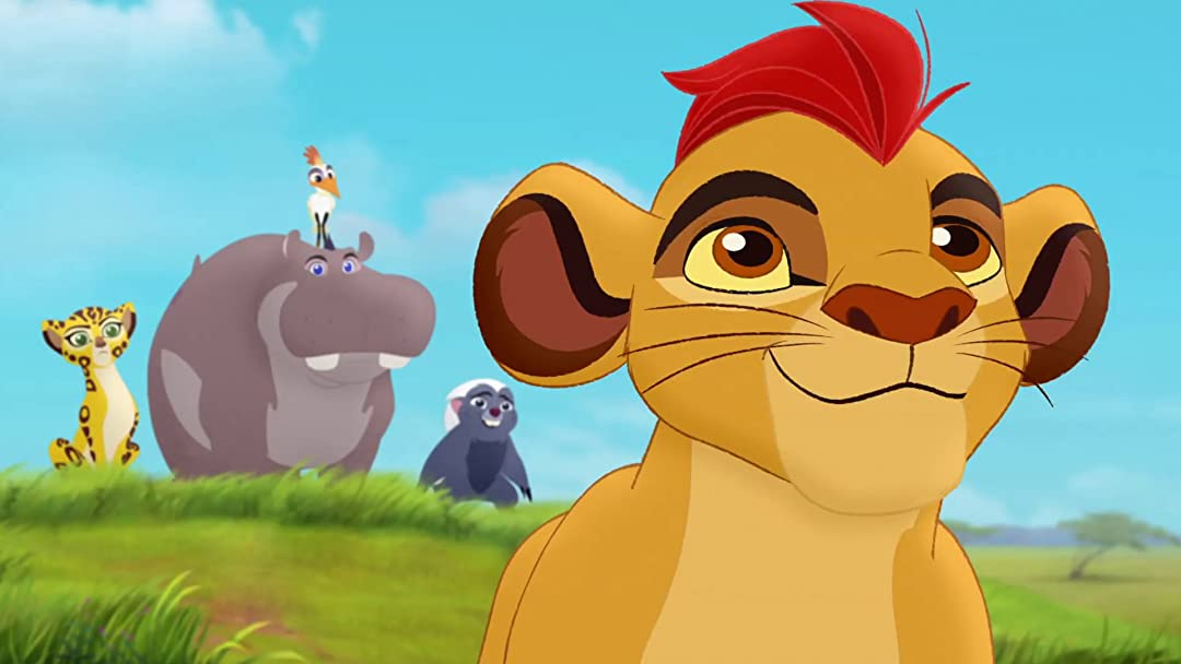 Watch The Lion Guard Return Of The Roar Prime Video