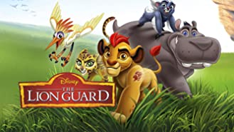 The Lion Guard Volume 1