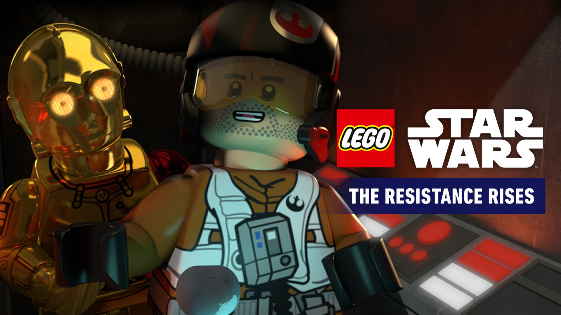 LEGO Star Wars: The Resistance Rises Season 1
