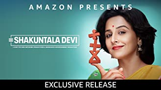 Shakuntala Devi (4K UHD)