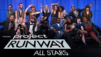 Project Runway All Stars Season 6